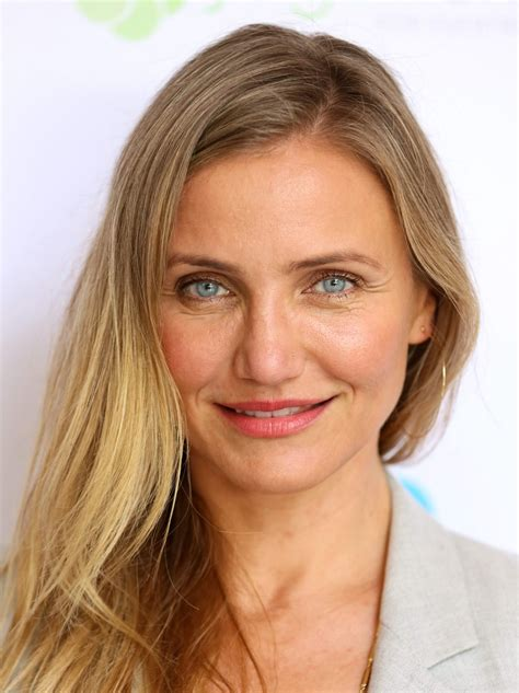 Cameron Diaz records video with best friend Gucci Westman