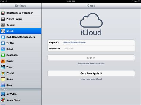 How to set up iCloud on your iPhone or iPad – Gigaom