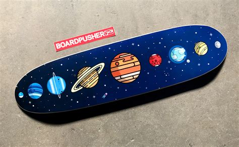 """Featured Deck of the Week: """"Cosmos"""" Cruiser by Tyler Ta"""