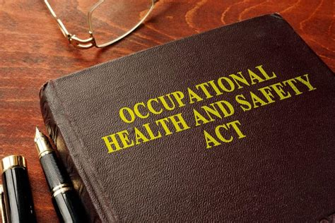 Occupational Health and Safety Act Summary