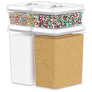 DWËLLZA KITCHEN Large Airtight Food Storage Containers