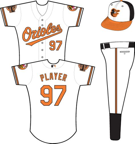 Orioles go back to the 80's with new caps, jersey   Chris