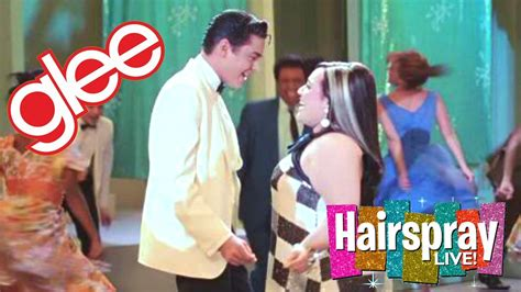 Hairspray, Hairspray LIVE! & Glee - You Can't Stop The