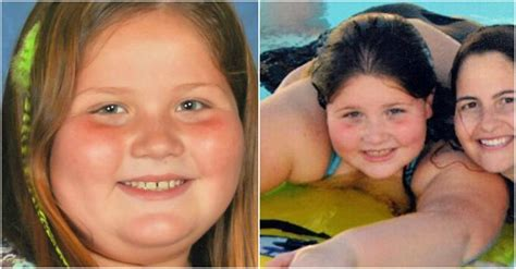 Obese 9-Year-Old Girl Loses A Shocking 76lbs In A Year