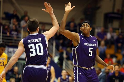 Pound The Talk: Northwestern men's basketball and lacrosse