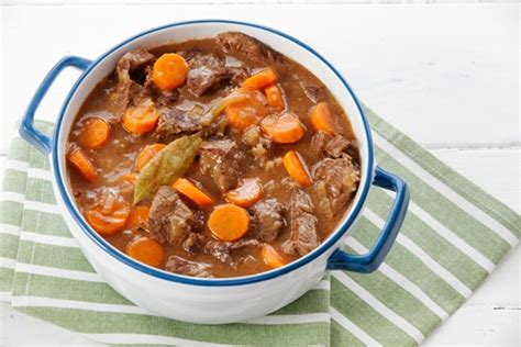 Beef Casserole Recipe - Quick and easy at countdown