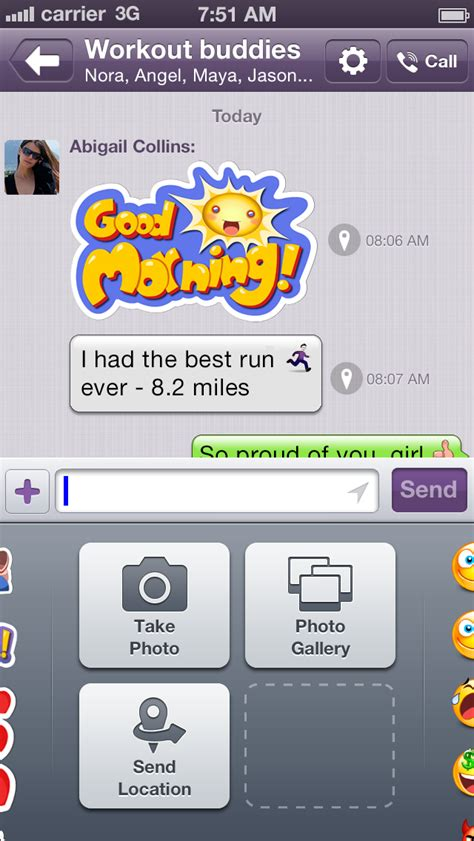 Viber Gets iPhone 5 Support, Group Conversations - iClarified