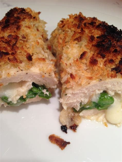 Chicken Stuffed with Asparagus & Provolone Blythes Blog