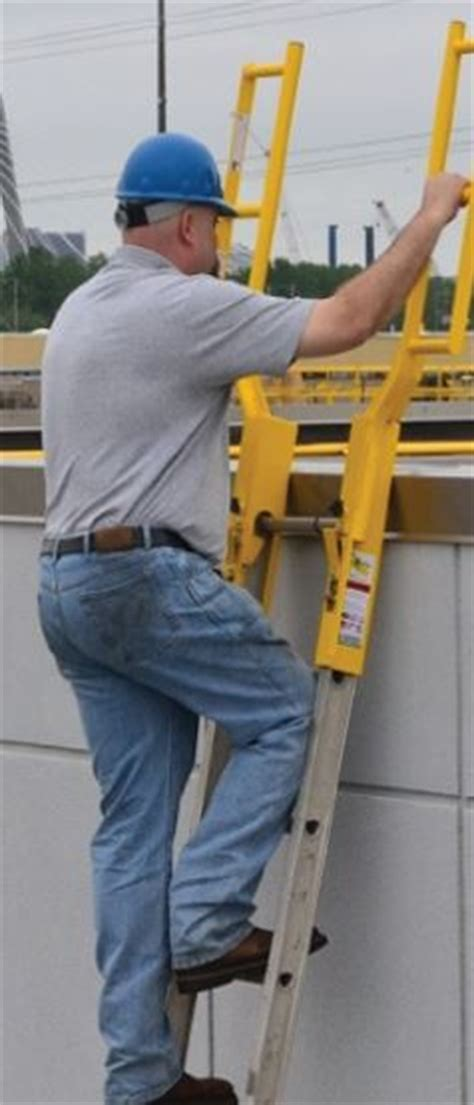 Fall Protection Ladder Safety, UVA-EHS